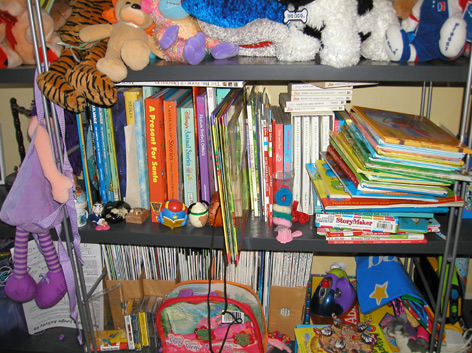 Wee one's books