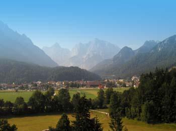 Kranjska Gora, Slovenia (c) G Mason 2003